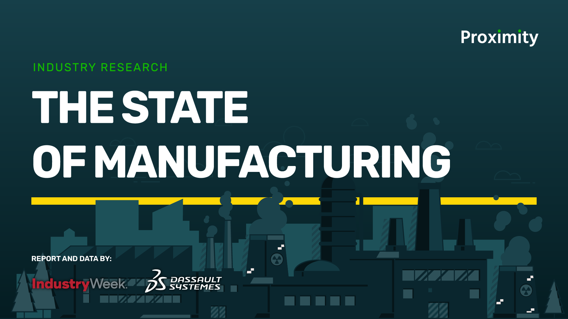 Infographic: Digital Transformation and The State of Manufacturing