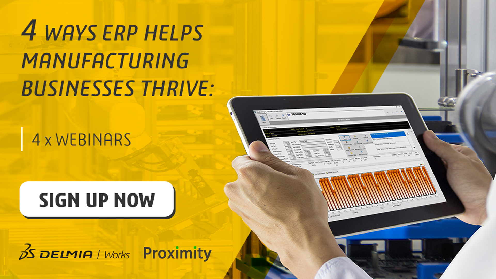 4 Ways ERP Software Helps Manufacturing Businesses Thrive