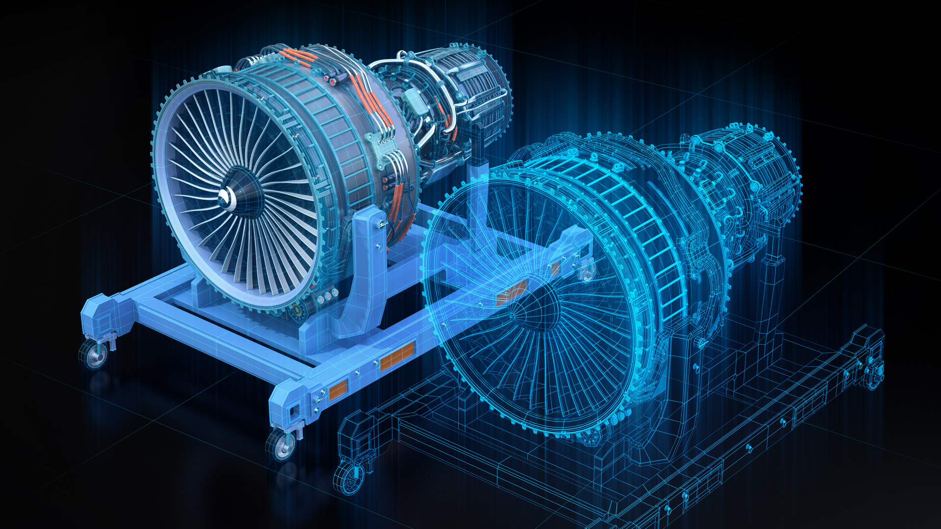 Digital-Twin-Aerospace