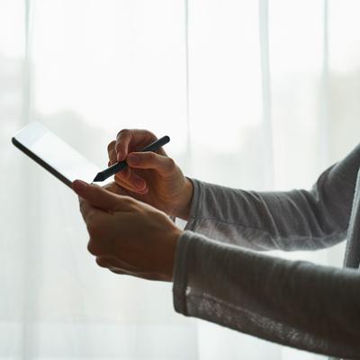 Secure electronic signature & document control