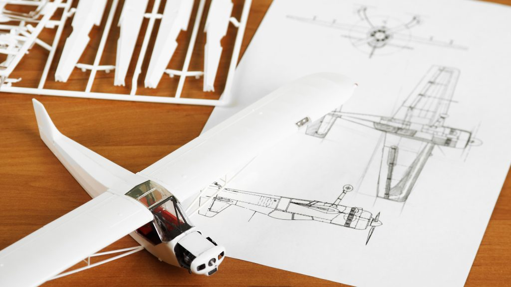 Model Aeroplane Image