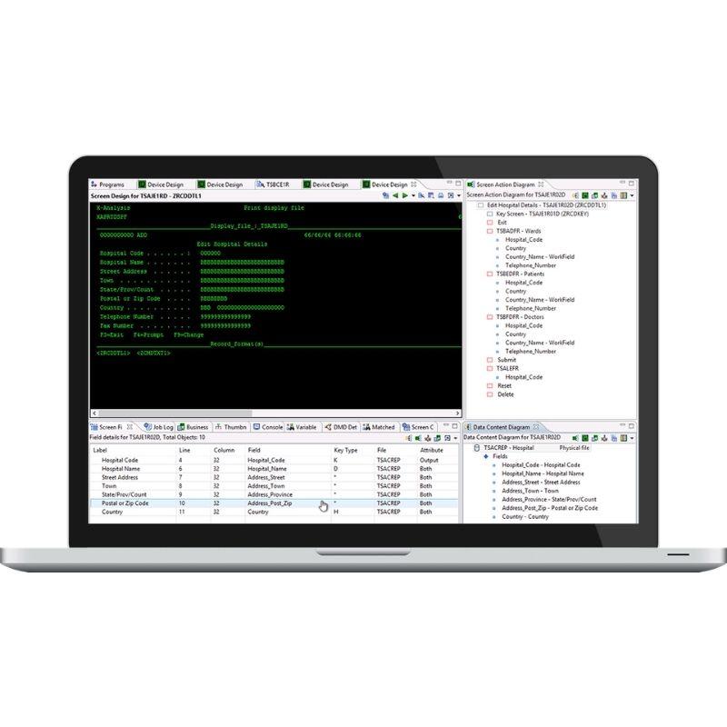 X-Analysis: X-2E Analysis CA 2E documentation