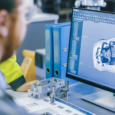 DELMIAWORKS Manufacturing ERP System Automation Process IQMS