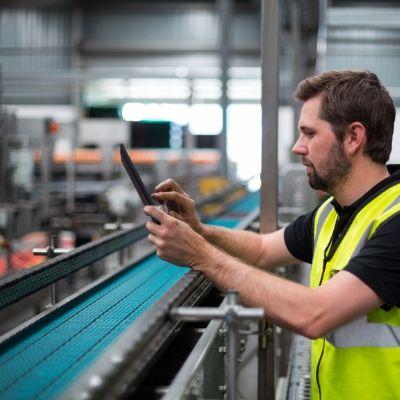 DELMIAWORKS Manufacturing ERP System UK BI tools